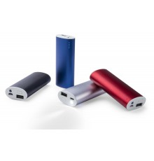 Power Bank Cufton en Aluminium