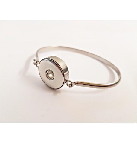 Bracelet fin pour boutons pression