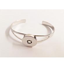 Bracelet simple pour boutons pression