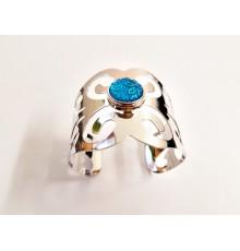 Bracelet PRINTEMPS large pour boutons pression