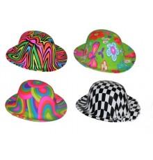 Chapeaux de fêtes en PVC