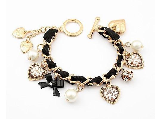 Bracelet Vintage Léopard