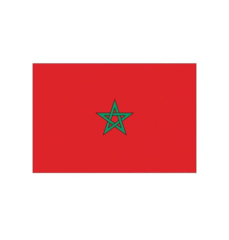 077c5c0b38ab1b Drapeau Maroc Supporter d Equipe Patriotisme