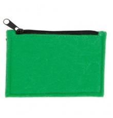 Porte Monnaie Yinax de Couleur Vert