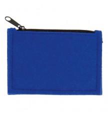Porte Monnaie Yinax de Couleur Bleu