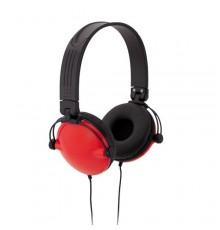 Écouteurs Rem de Couleur Rouge