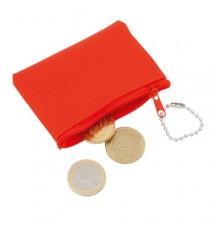 """Porte monnaie """"Zesh"""" rouge"""