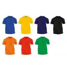 T-Shirt Adulte Couleur Premium de Différentes Couleurs