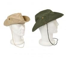 Chapeau Bob Safari aux Couleurs Différentes
