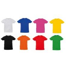 T-Shirt Enfant Tecnic Plus de Différentes Couleurs