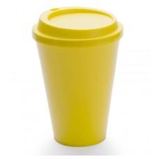 "Verre ""Kimstar"" jaune"