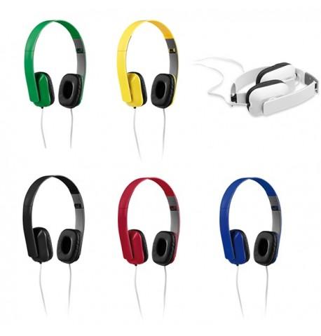 Écouteurs Yomax aux Couleurs Différentes