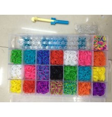 Grand coffret Loom Bands