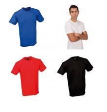 T-Shirt Tecnic aux Couleurs Différentes