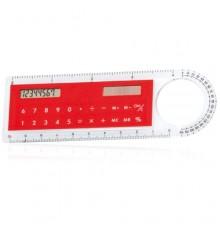 Règle Calculatrice Mensor Rouge
