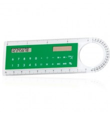Règle Calculatrice Mensor Vert