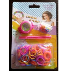 Montre Loom Bands grand cadran
