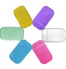 Support adhésif gel magique couleur