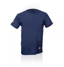 "T-shirt ""Tecnic Bandera"" marine"
