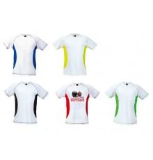 T-Shirt Tecnic Combi de couleurs différentes