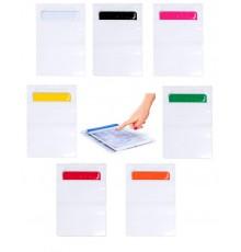 Porte tout Kirot de coloris différents