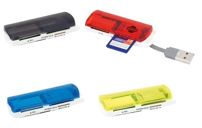 """Lecteur Cartes """"Dira"""" USB 2.0"""