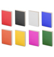 Bloc Notes Taigan de coloris différents
