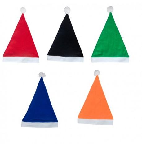 Bonnet Papa noël de coloris différents