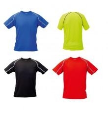 T-Shirt Tecnic Fleser de coloris différents