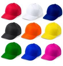 """Casquette """"Krox"""" de coloris différents"""