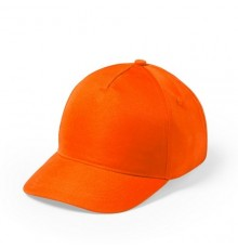 "Casquette ""Krox"" orange"