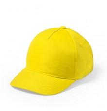 "Casquette ""Krox"" jaune"