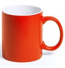 "Tasse ""Lousa"" orange"