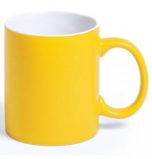 """Tasse """"Lousa"""" jaune"""