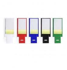 """Porte notes """"Novich"""" de coloris différents"""