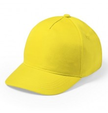 "Casquette enfant ""Modiak"" jaune"