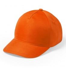"Casquette enfant ""Modiak"" orange"