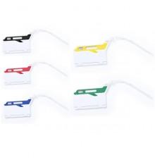 """Identificateur valise """"Mufix"""" de coloris différents"""