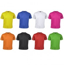 "T-shirt enfant ""Tecnic Rox"" de coloris différents"