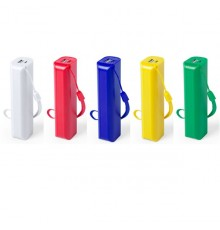 "Power bank ""Boltok"" de coloris différents"