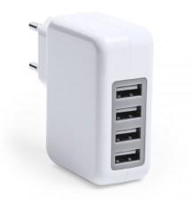 """Chargeur à 4 ports USB """"Gregor"""""""