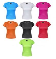 """T-shirt femme """"Tecnic Rox"""" de coloris différents"""