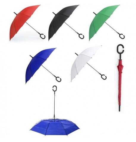 """Parapluie """"Harlum"""" de coloris différents"""