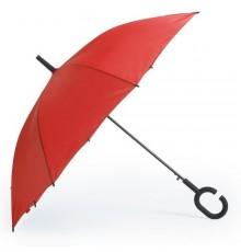 """Parapluie """"Harlum"""" rouge"""