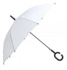 """Parapluie """"Harlum"""" blanc"""