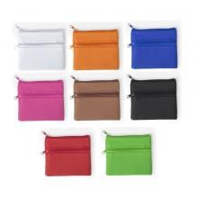 """Porte monnaie """"Ralf"""" de coloris différents"""