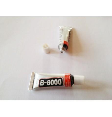 Colle B-6000 pour bijoux en verre