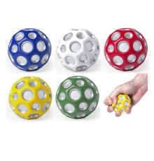 """Balle anti-stress """"Kasac"""" de coloris différents"""