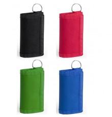 """Porte-clés porte monnaie """"Motok"""" de coloris différents"""