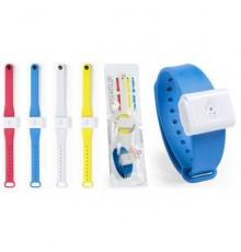 """Bracelet anti-moustiques """"Telfin"""" de coloris différents"""